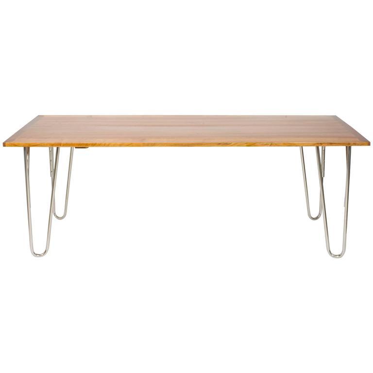 Single-Hole art deco dining room table Living Blog