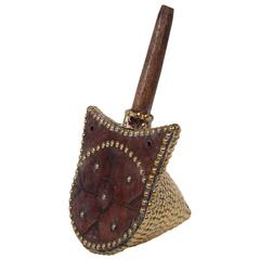 Antique African Hand Drum
