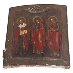 19th Century Russian Icon