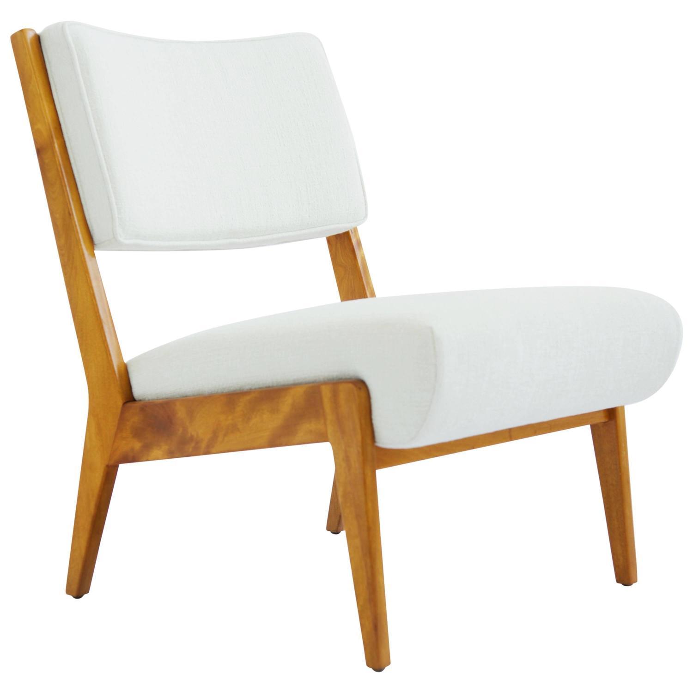 Jens Risom Armless Lounge Chair