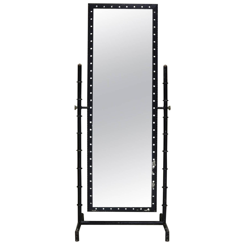 Wrought Iron Mirror Full Length