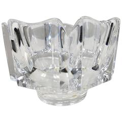 Exquisite Orrefors Crystal Bowl