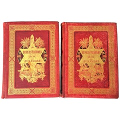"19th Century Masterpiece BIG Book ""The Superstitions of Humanity"""