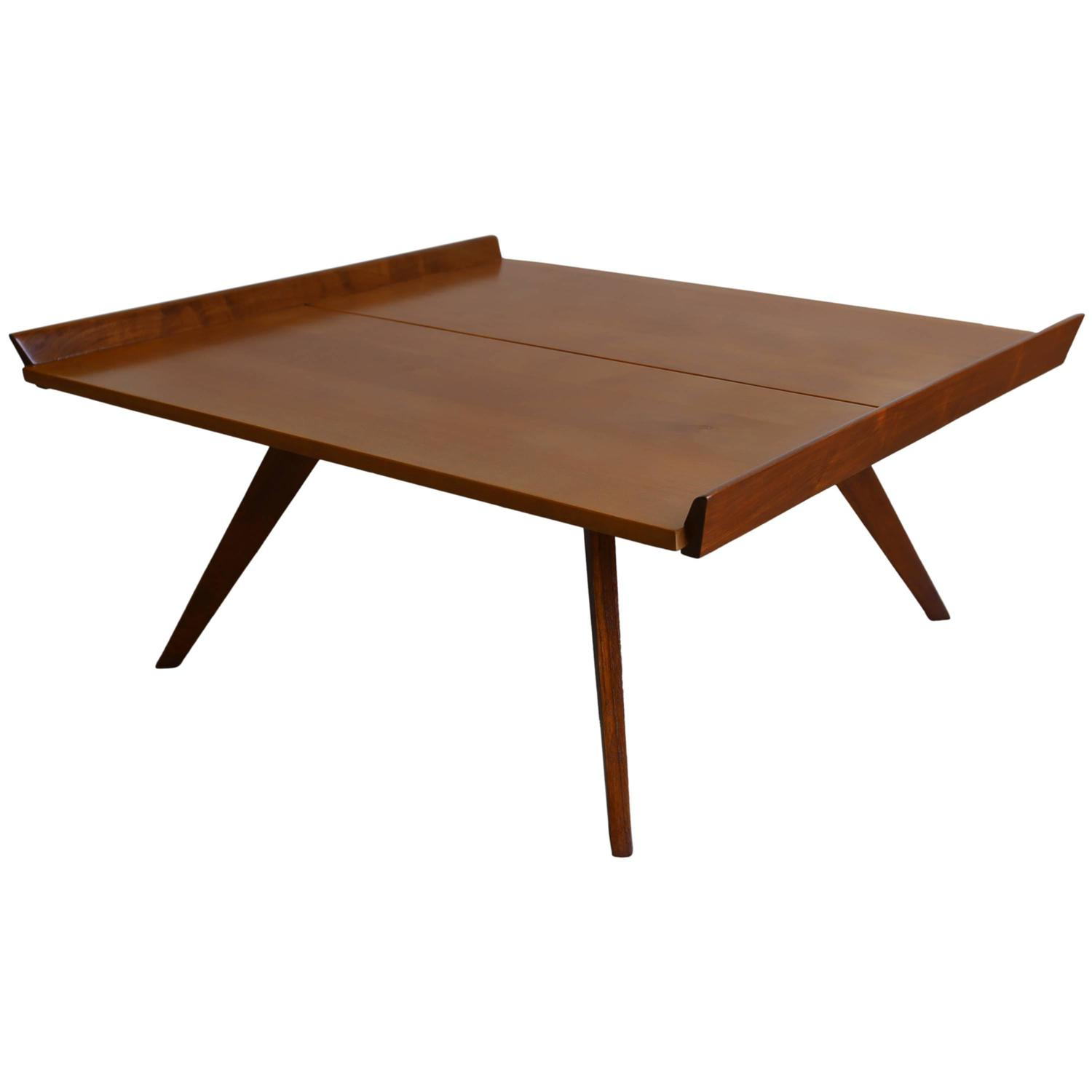 M10 Coffee Table By George Nakashima For Knoll At 1stdibs