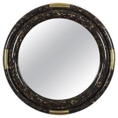Monumental Mirror in the Manner of Karl Springer