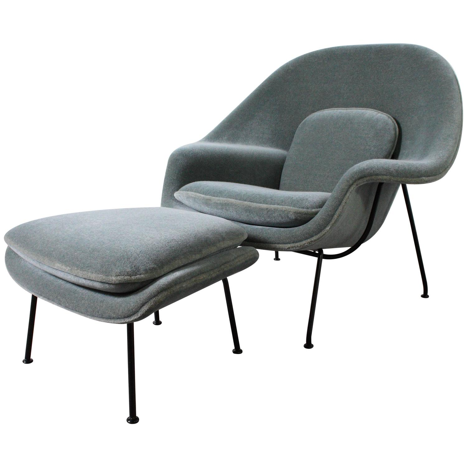 Womb Lounge Chair womb chaireero saarinen for knoll upholstered in grade i knoll