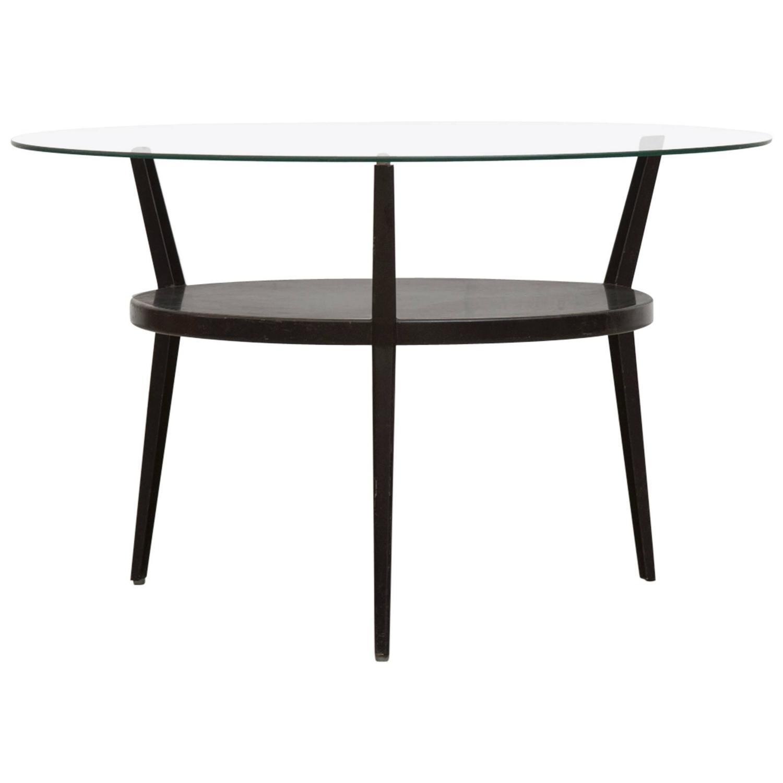 Rare Friso Kramer Round Rotunda Table, 1965 For Sale At