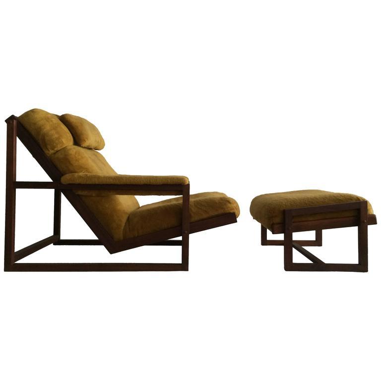 Milo Baughman Cruisin Chair