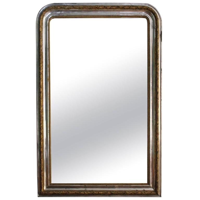 19th Century Louis Phillippe Style Mirror 1