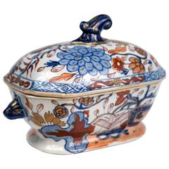 Mason's Ironstone Tureen with Lid