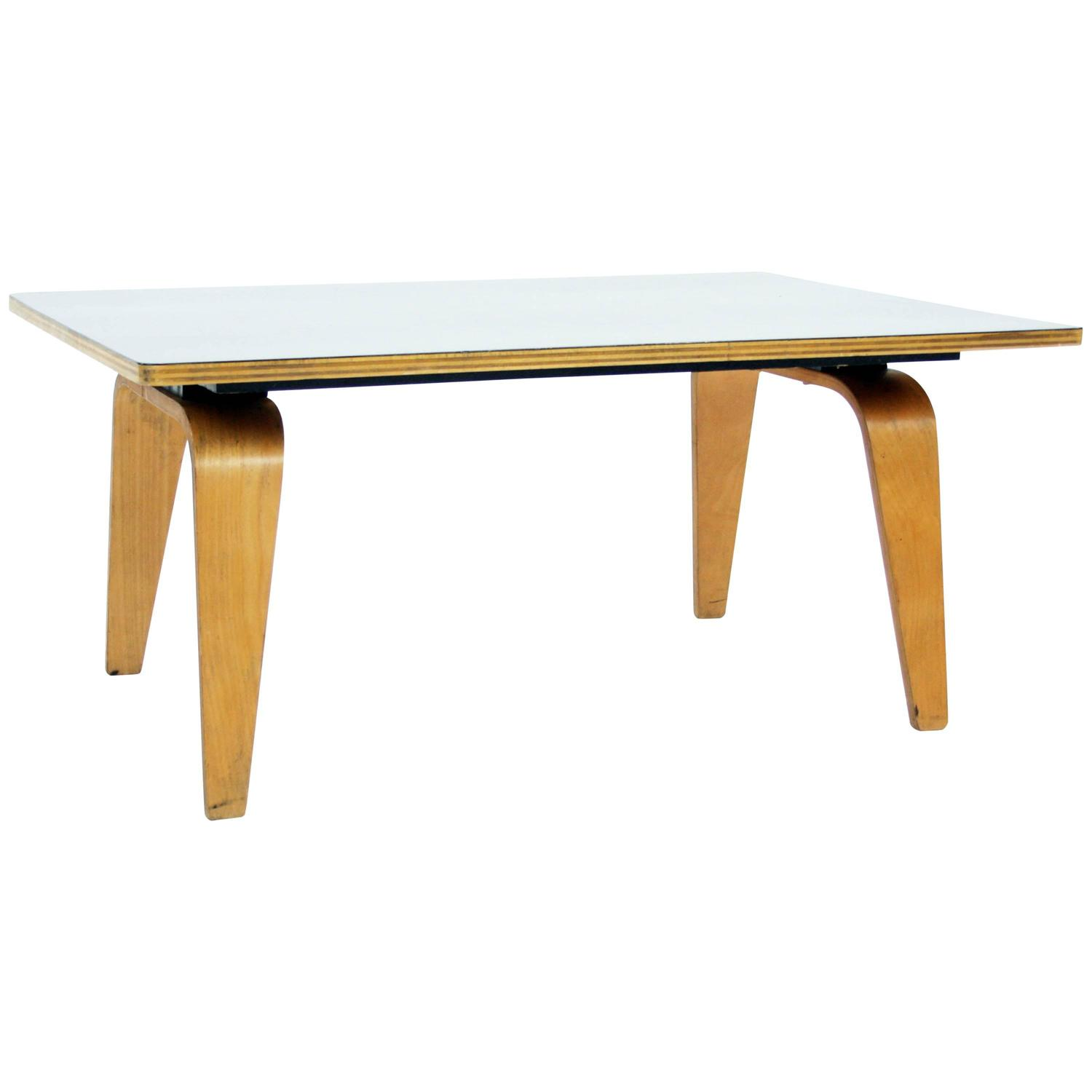 OTW Coffee Table Designed by Charles and Ray Eames at 1stdibs