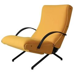P40 Reclining Lounge Chair by Osvaldo Borsani