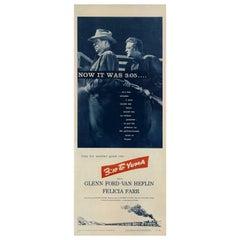 """""""3:10 To Yuma,"""" Original US Film Poster"""