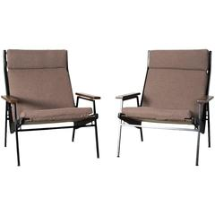 Pair of Robert Parry Lounge Chairs
