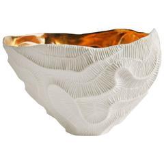 Fossilia Gold Bowl