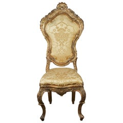 18th Century, French Opera Chair