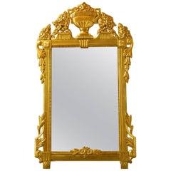 French Regency Louis XVI Style Mirror