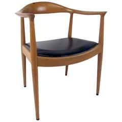 Vintage Wegner Style Armchair