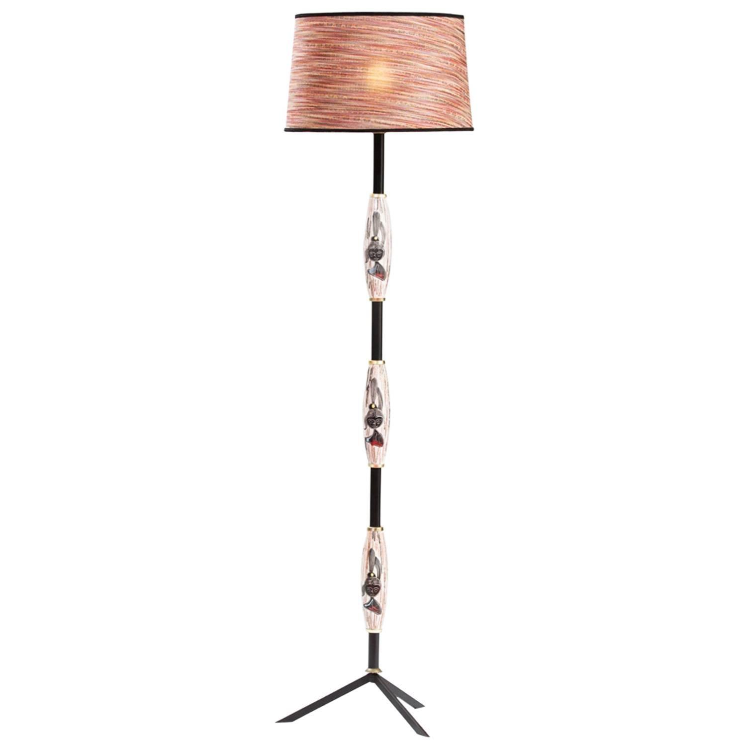 Floor 1950's Lamp