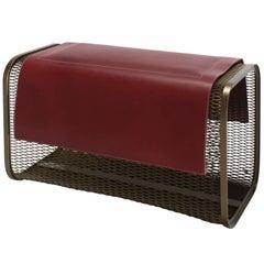 """""""Caballito Blanco Piccolo"""" Bench Designed by Nestor Perkal for Oscar Maschera"""