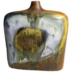 Mid-Century Marcello Fantoni Glazed Earthenware, Italy
