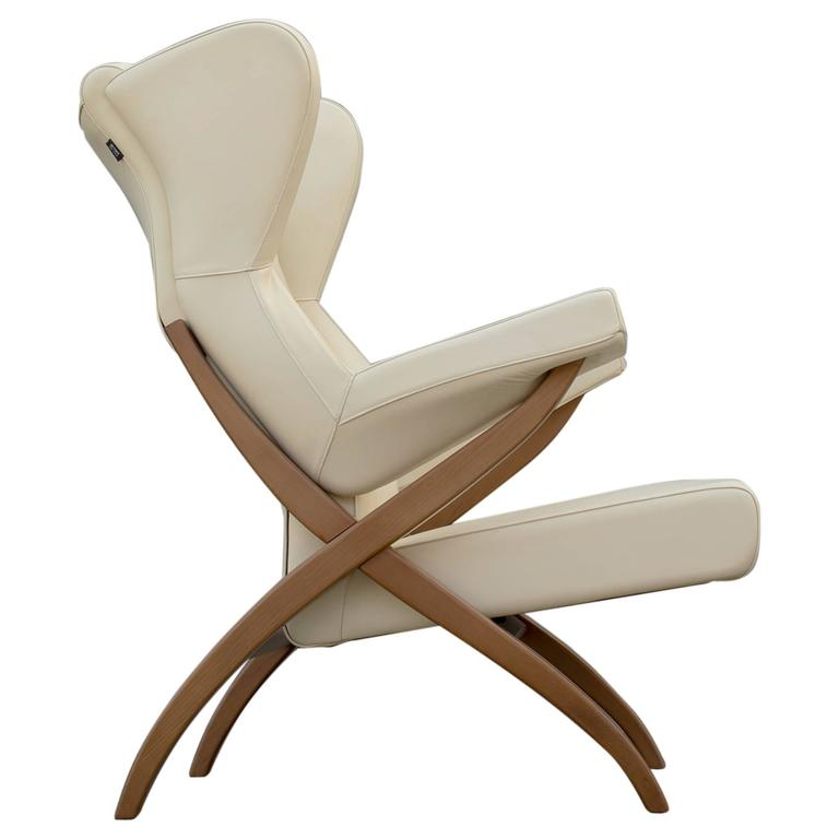 Franco Albini for Arflex Leather Fiorenza Lounge Chair at  : 4604223l from www.1stdibs.com size 768 x 768 jpeg 25kB