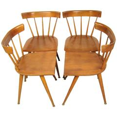 Paul McCobb Dining Chairs for Planner Group, Set of Four