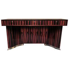 French Very Particular Sideboard, 1950s