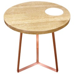 St. Charles Side Table by Volk