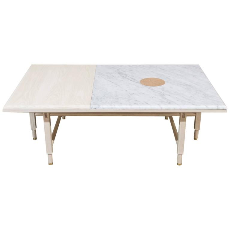 St. Charles Cocktail Table by Volk