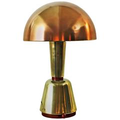 Art Deco Desk Lamp by Magilux