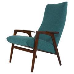 Yngve Ekström 'Ruster' Lounge Chair for Pastoe, 1950s