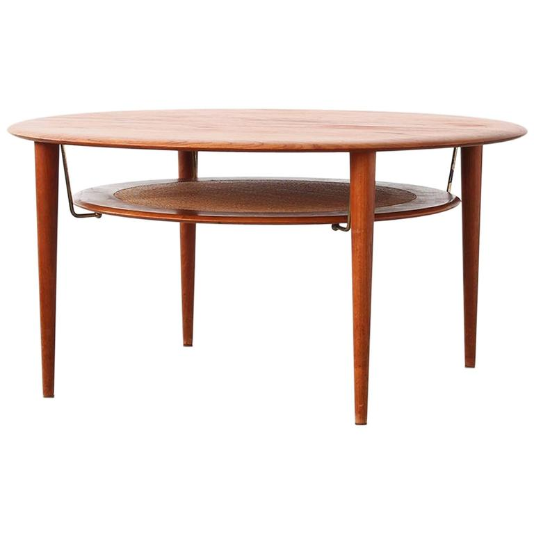 Orla Retro Coffee Table: Beautiful Coffee Table By Peter Hvidt And Orla Mølgaard