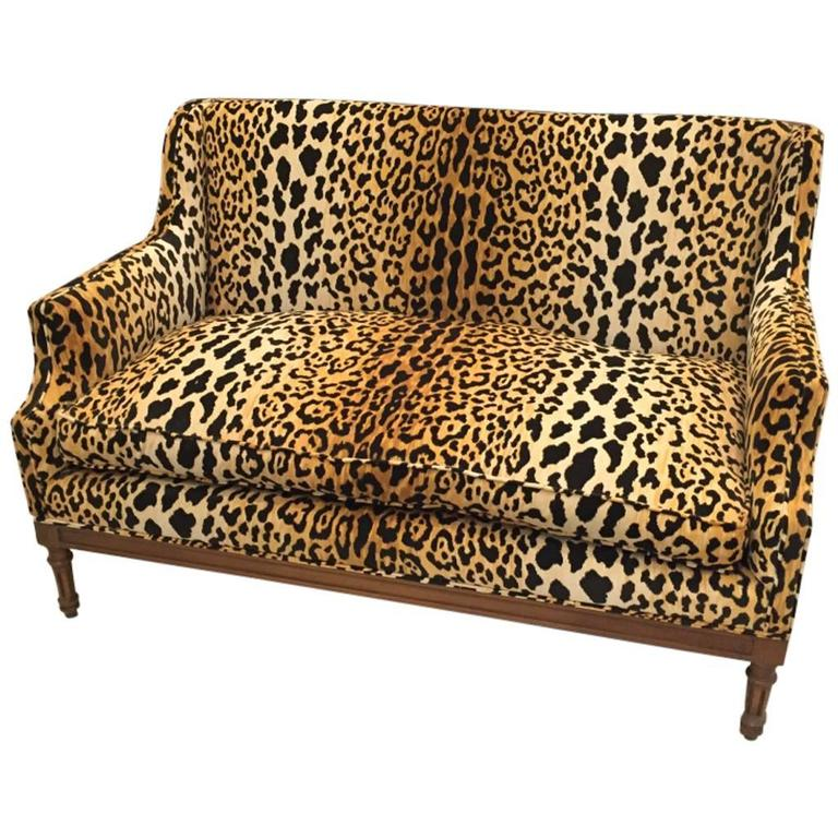 Animal Print Chair Slipcovers The 10 Must Haves For The Dining Room Leopard Print Slipcover