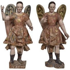 Pair of Archangels