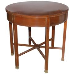 1940s French Center Table
