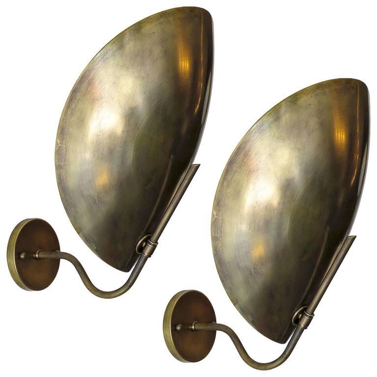 Custom Beetle Sconces