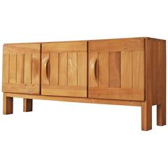 French Sideboard in Solid Elm