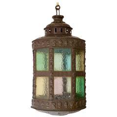 Copper Lantern - 18th Century