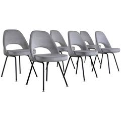 Knoll International Early Edition Eero Saarinen 71 Series Chairs