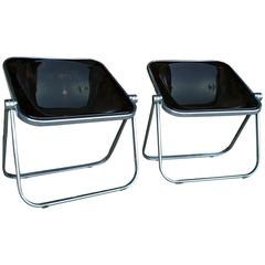 Pair of Plona Folding Chairs