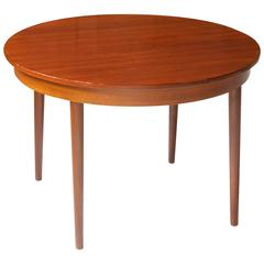 Teak Table by Hans Olsen