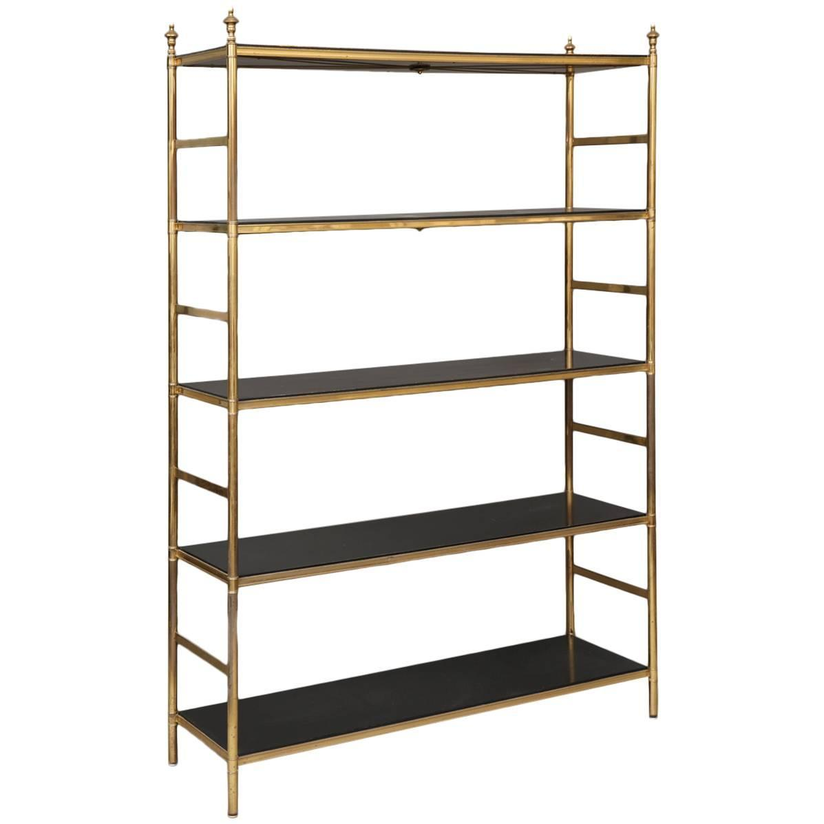 Porter etagere bookcase at 1stdibs - Etagere cases carrees ...