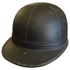 Vintage Black Riding Hat