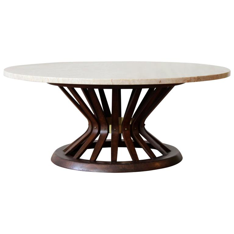 French Connection Gunmetal Coffee Table: Sheaf Of Wheat Coffee Table At 1stdibs