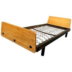 Jean Prouve 'Scal' Daybed in Genuine Condition