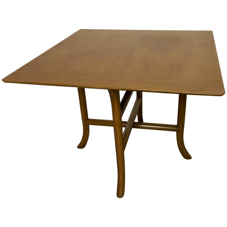T.H. Robsjohn-Gibbings Lamp Table for Widdicomb