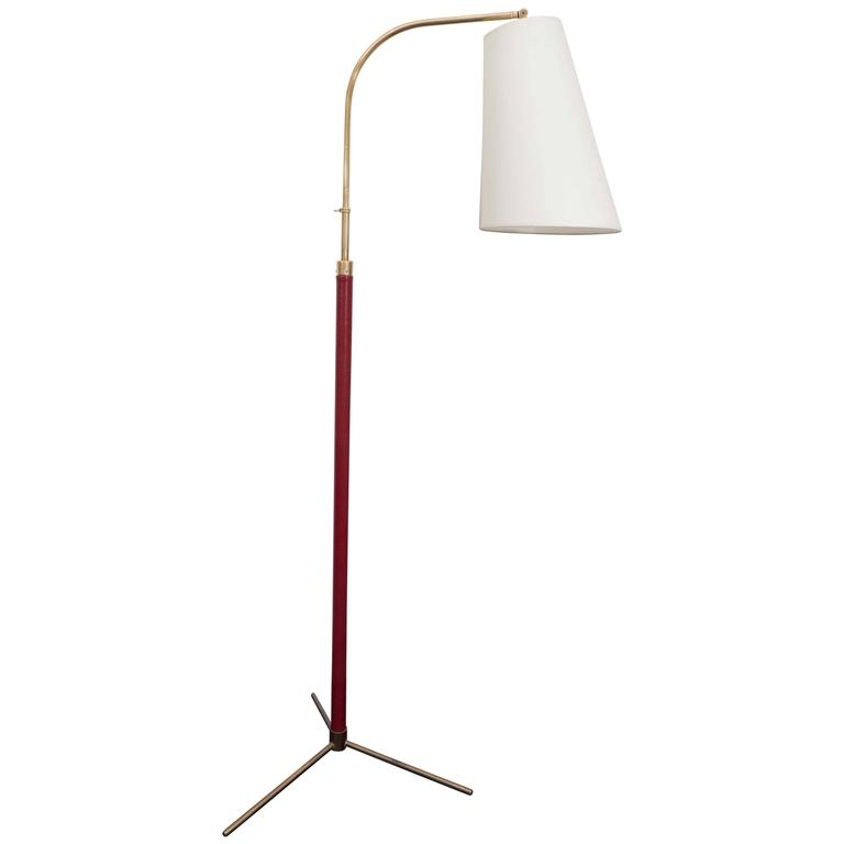 Jacques Adnet Reading Lamp