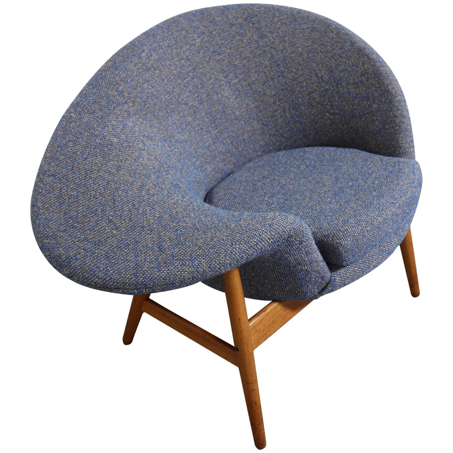 Fried Egg Chair By Hans Olsen For Sale At 1stdibs