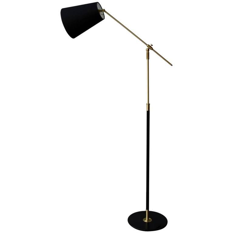 adjustable floor lamp base for reading target davis